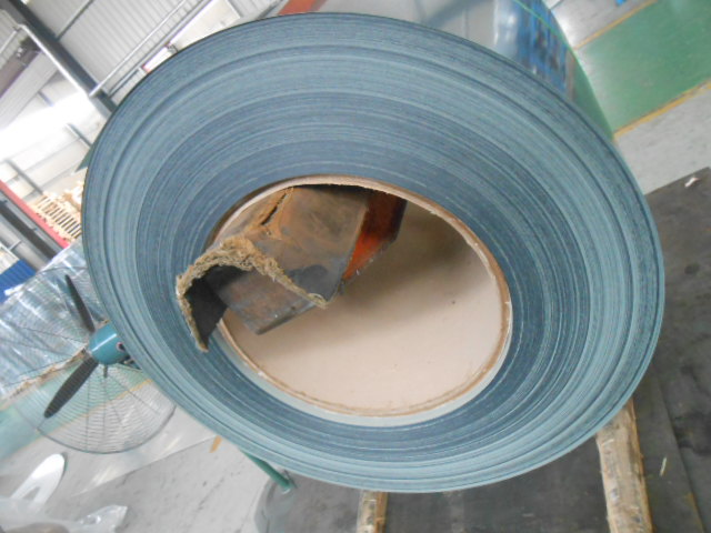 PRE-PAINTED GALVANIZED STEEL COIL CHARCOAL GREY