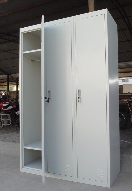 3 Doors Metal Cabinet