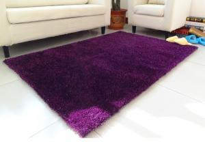 Modern Polyester Shaggy Carpet