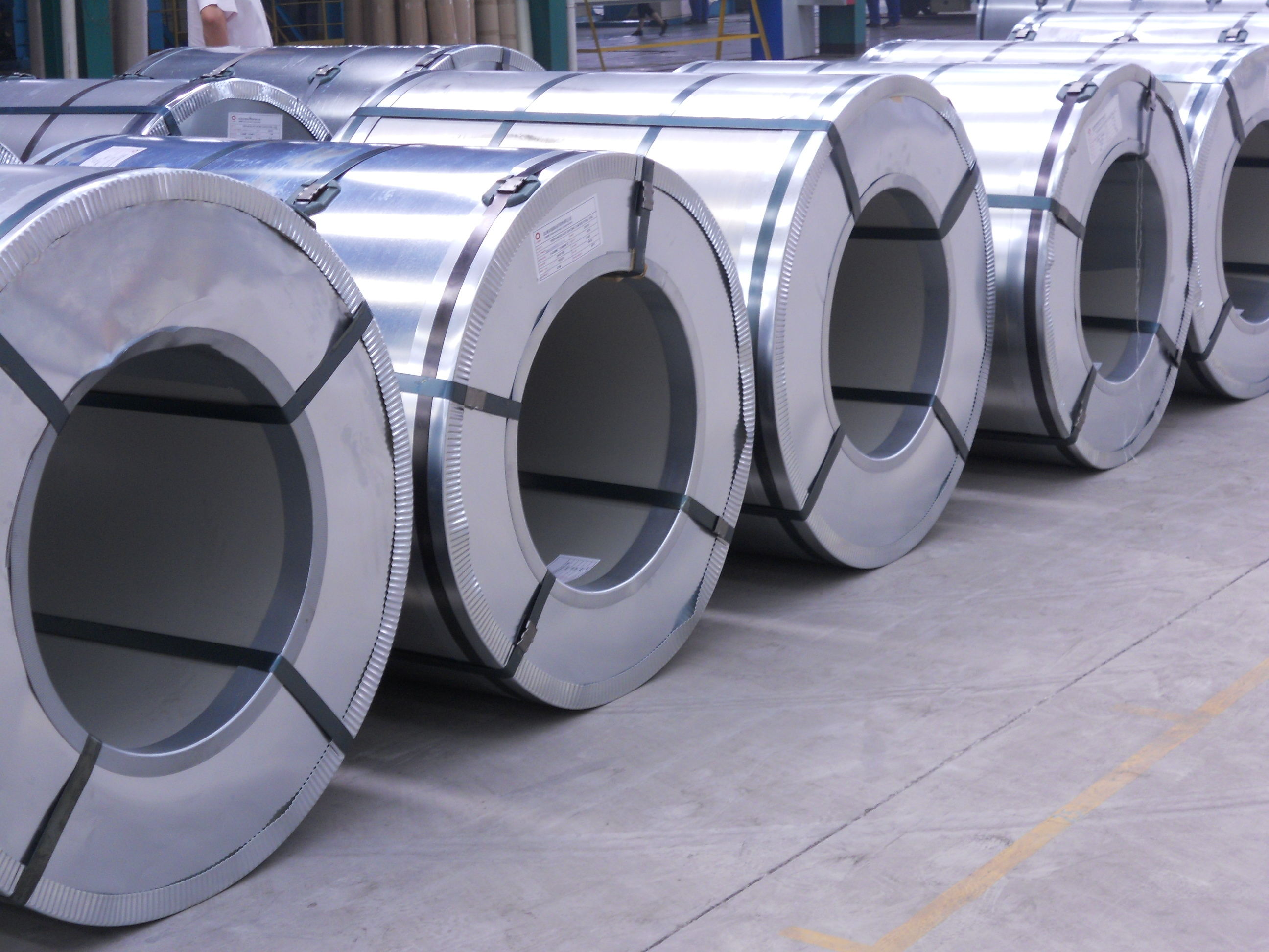Pre-painted Galvanized Steel Coil-JIS G 3312-RAL9010