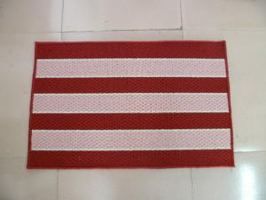 High Quality Stripe PP Door Mat