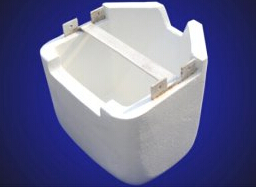 Aluminium Ladle Carrier