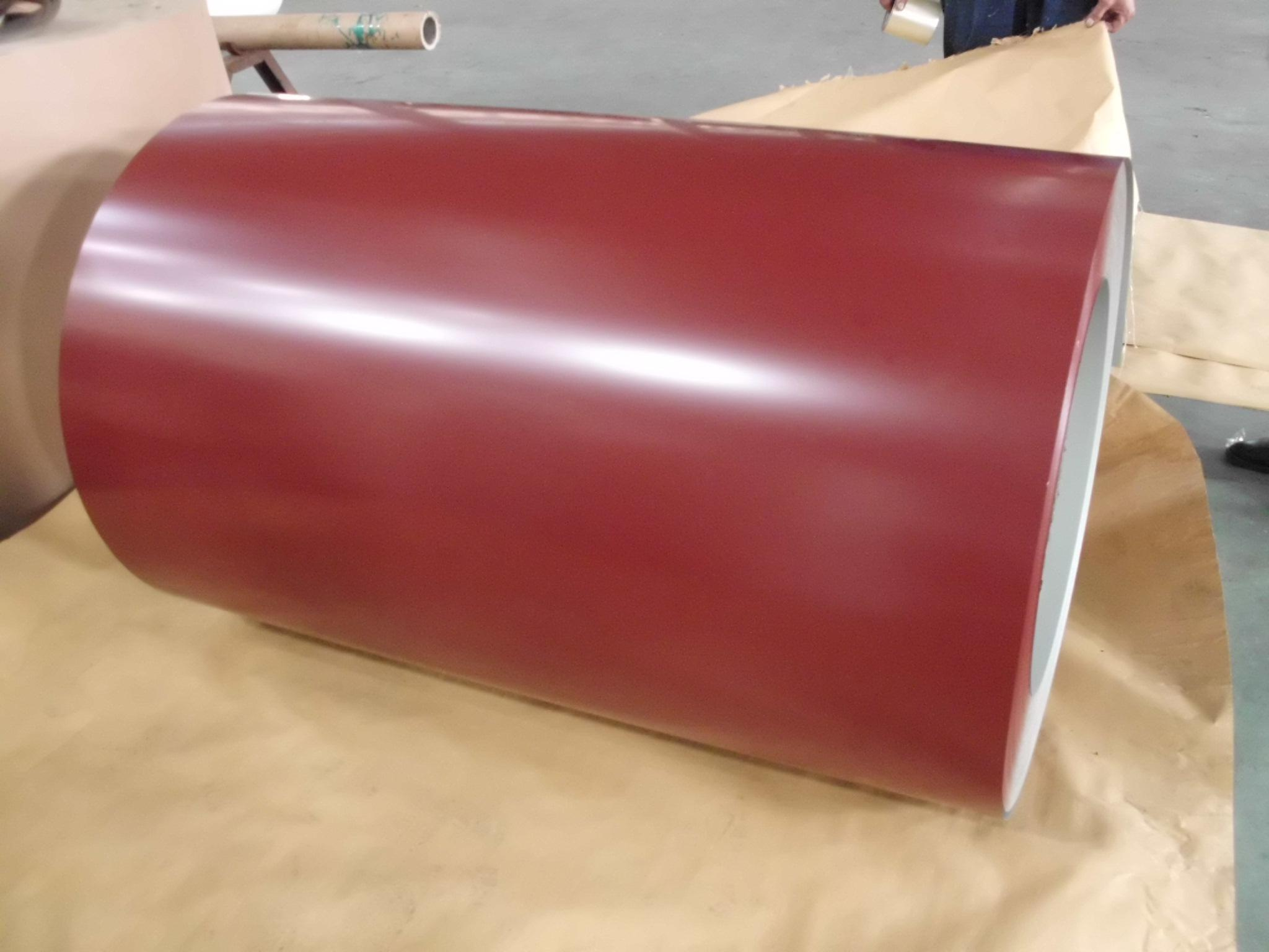 Pre-painted Galvanized Steel Coil-JIS G 3312-RAL3005