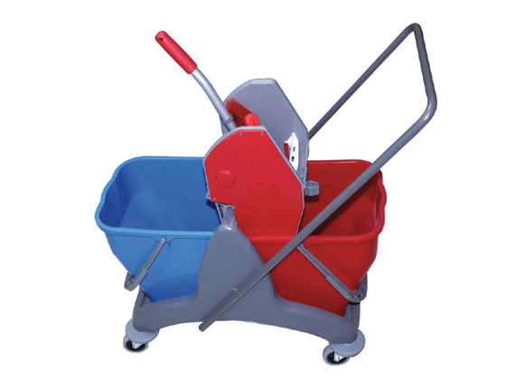 Mop Wringer Squeegee Bucket 50L