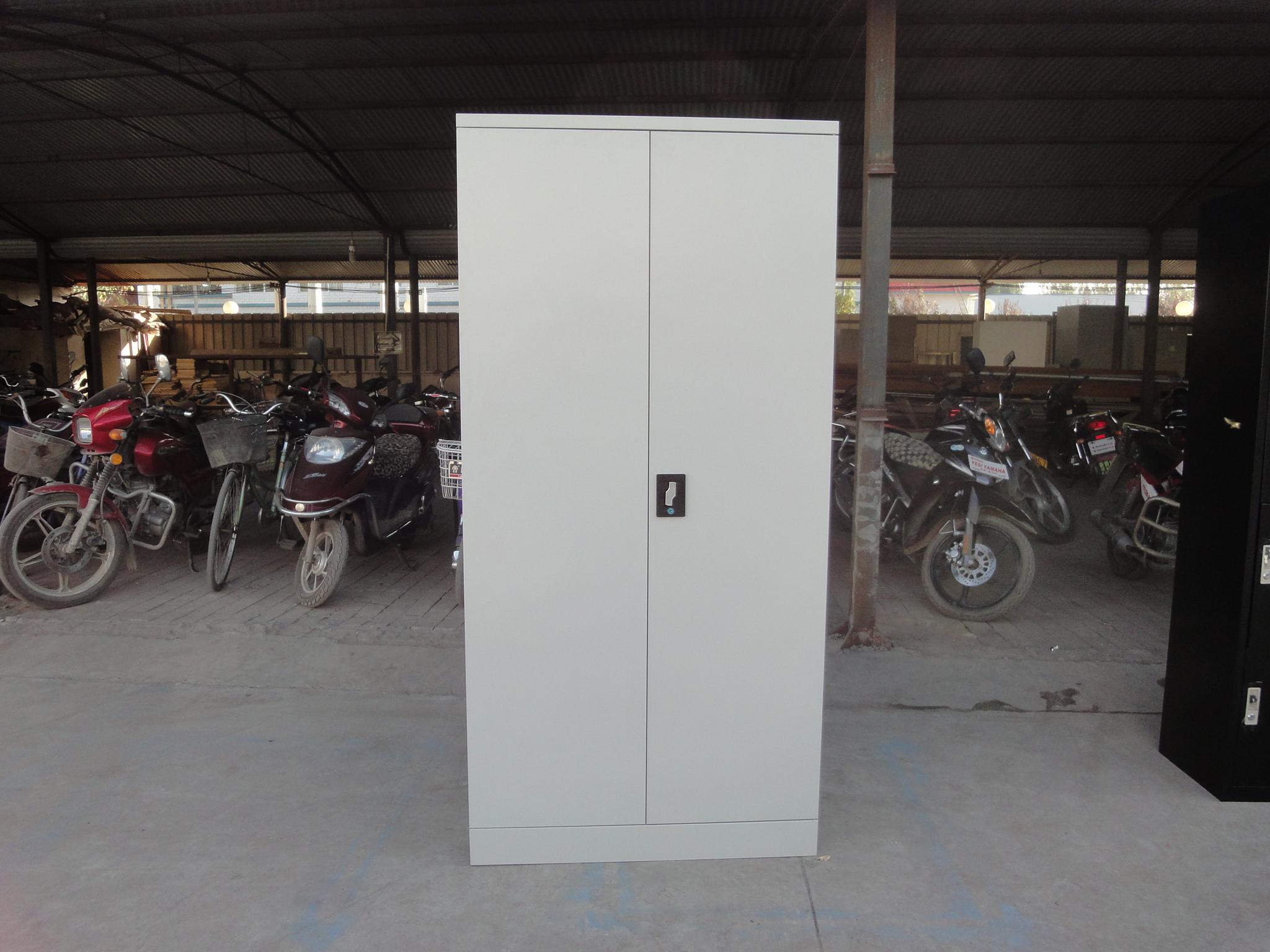 Swing Door File Cupboard with shelves