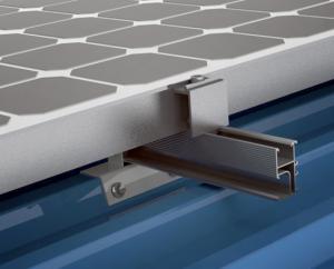 solar mounting-Metal Sheet Roof System