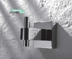 Brass Bathroom Accessories- Robe Hook KB02-001