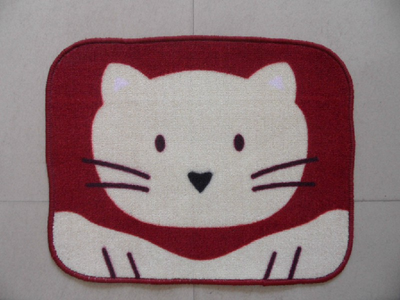 Lovely  Children Polyester Mat