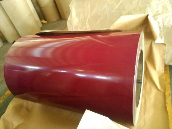 Pre-painted Galvanized Steel Coil-JIS G 3312-RAL6005