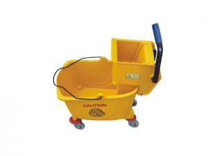 Mop Wringer Squeegee Bucket