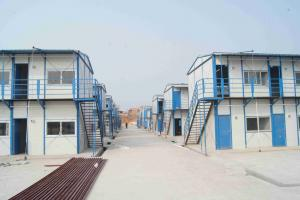 Prefabricated Steel Structure Villas Houses with Good Materials