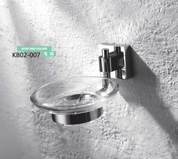 Brass Bathroom Accessories- Soap Dish Holder KB02-007