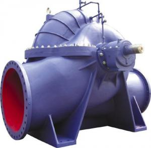 Single Stage Double Sucton Pump