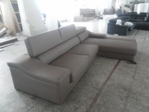 Europe style modern leather sofa furniture 8096