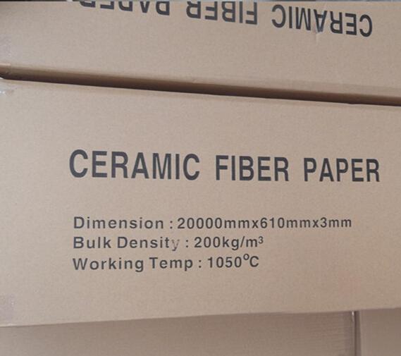 Refractory Ceramic Fiber Paper