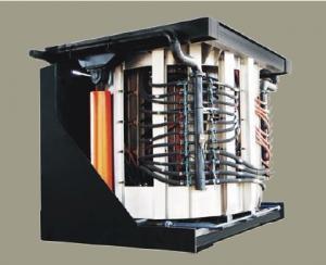 0.5ton Coreless Medium Frequency Induction Furnace