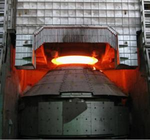AOD Argon Oxygen Decarburizing Furnace