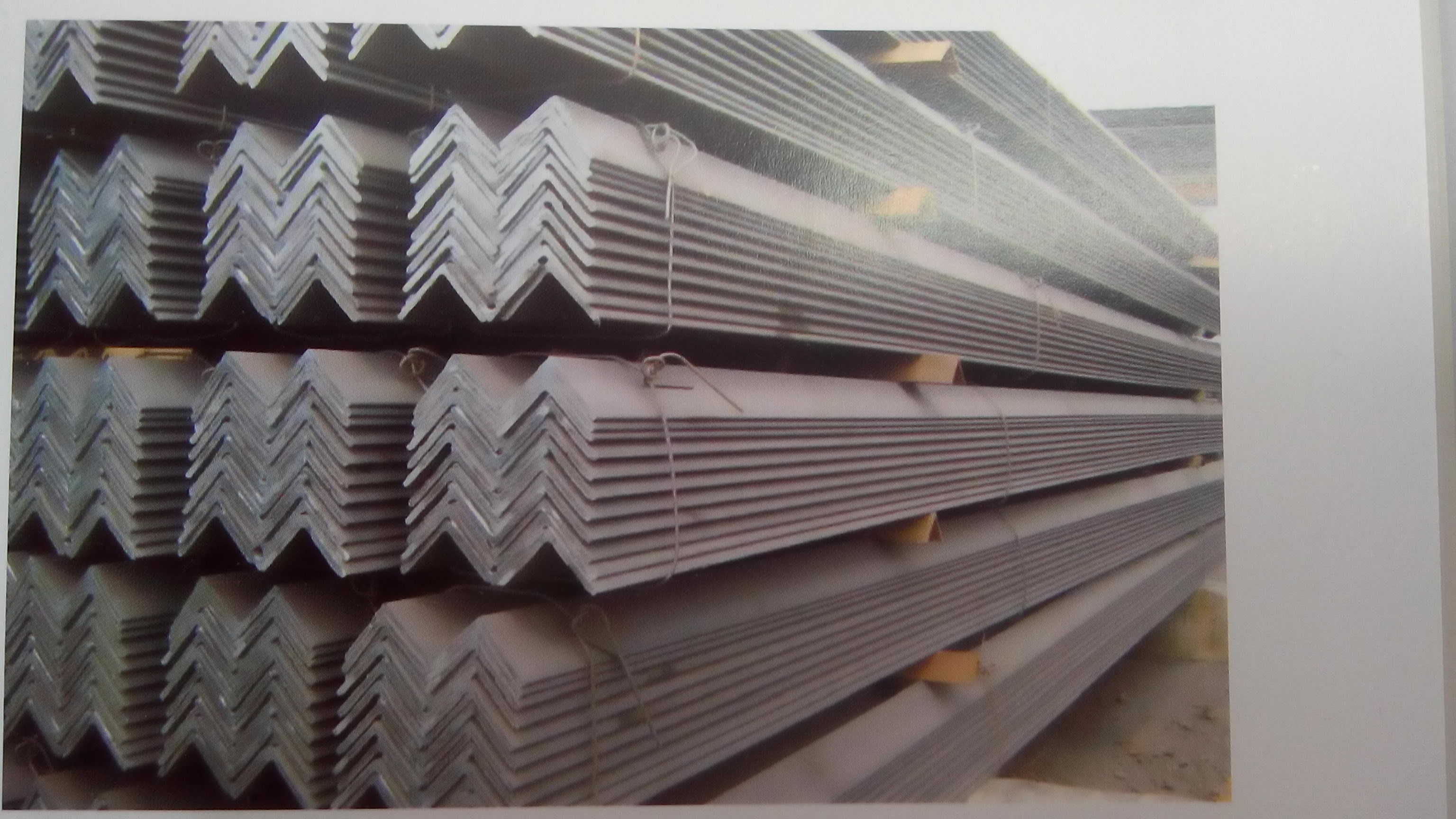 Angle Bar Steel 6M or 12M EN10025,JIS G3192,DIN 1026,GB 707-88