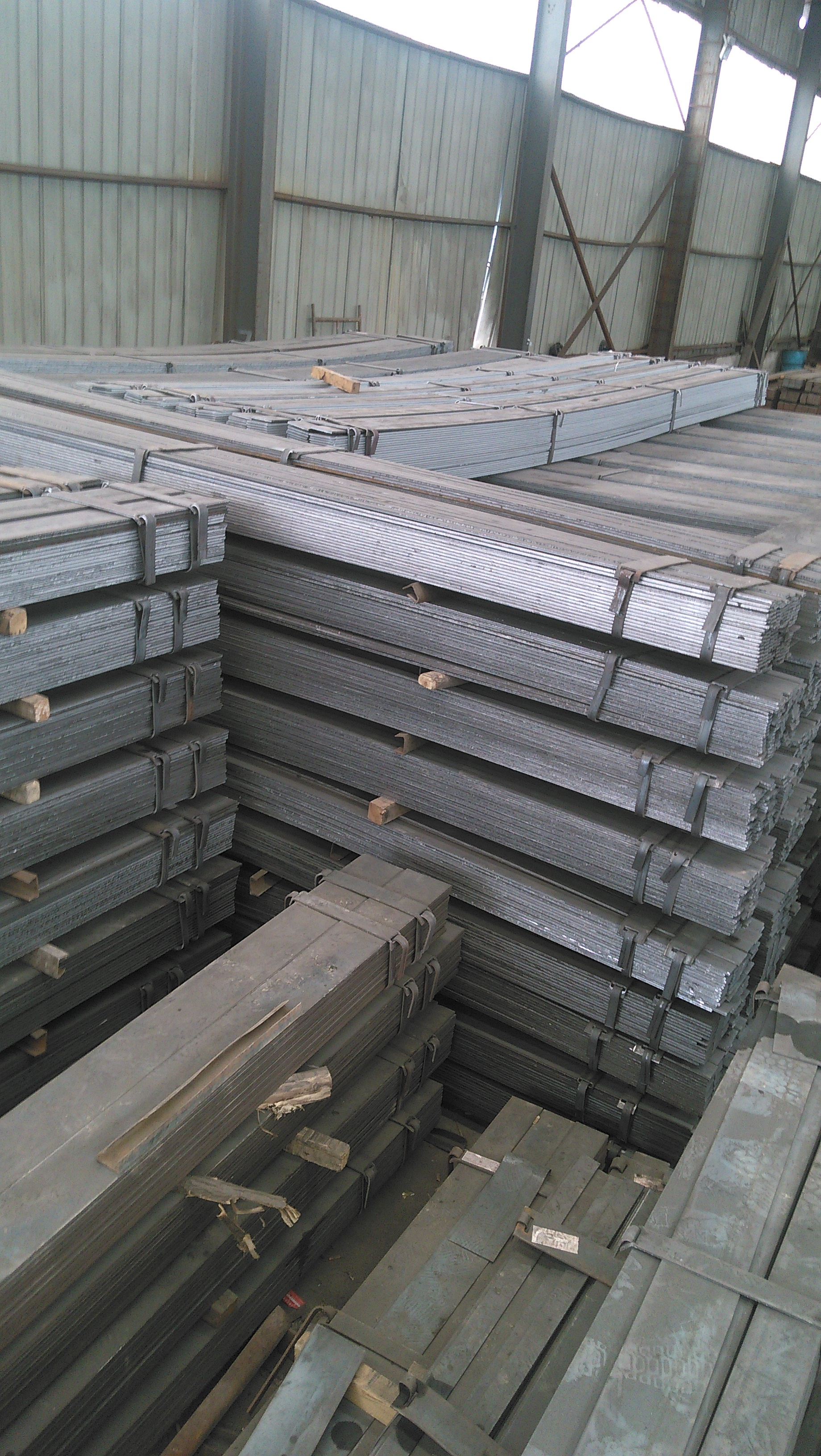 Prime Flat Bars Slitted with Variety Size and Thichness