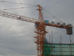SJ TOWER CRANE QTZ80(TC6010)