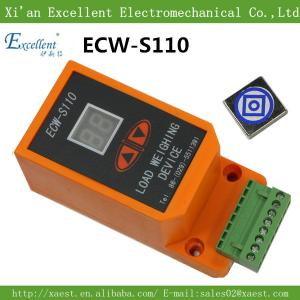 elevator parts load cell.low cost of load cell from china supplier ECW-S110