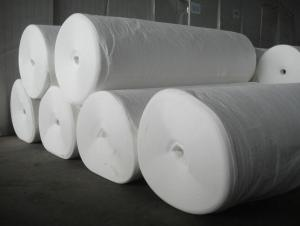 High Strength non woven geotextile for Road andRailway construction