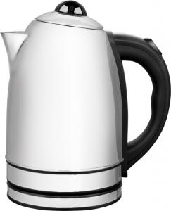 Stainless Steel Electric Kettle with Hidden Heating Element