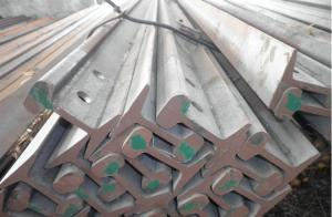 Steel Rail, Hot Rolled, GB, DIN, AREMA, JIS, BS, UIC for Sale
