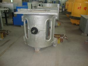 Induction Furnace for Melting 200kg Iron