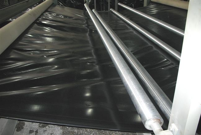 HDPE Nonwoven Geomembrane