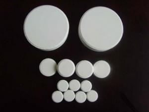 90% Available Chlorine Tablet/Trichloroisocyanuric Acid(TCCA)/Granules/Powder/Tablet for Swimming Pool