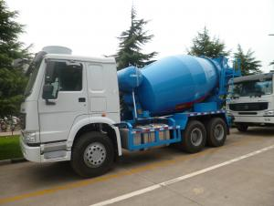 Concrete Mixer Truck of HOWO  With 8 Cubic Meters