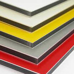 Nano antiscratch exterior pvdf alu acp bond aluminum composite panel
