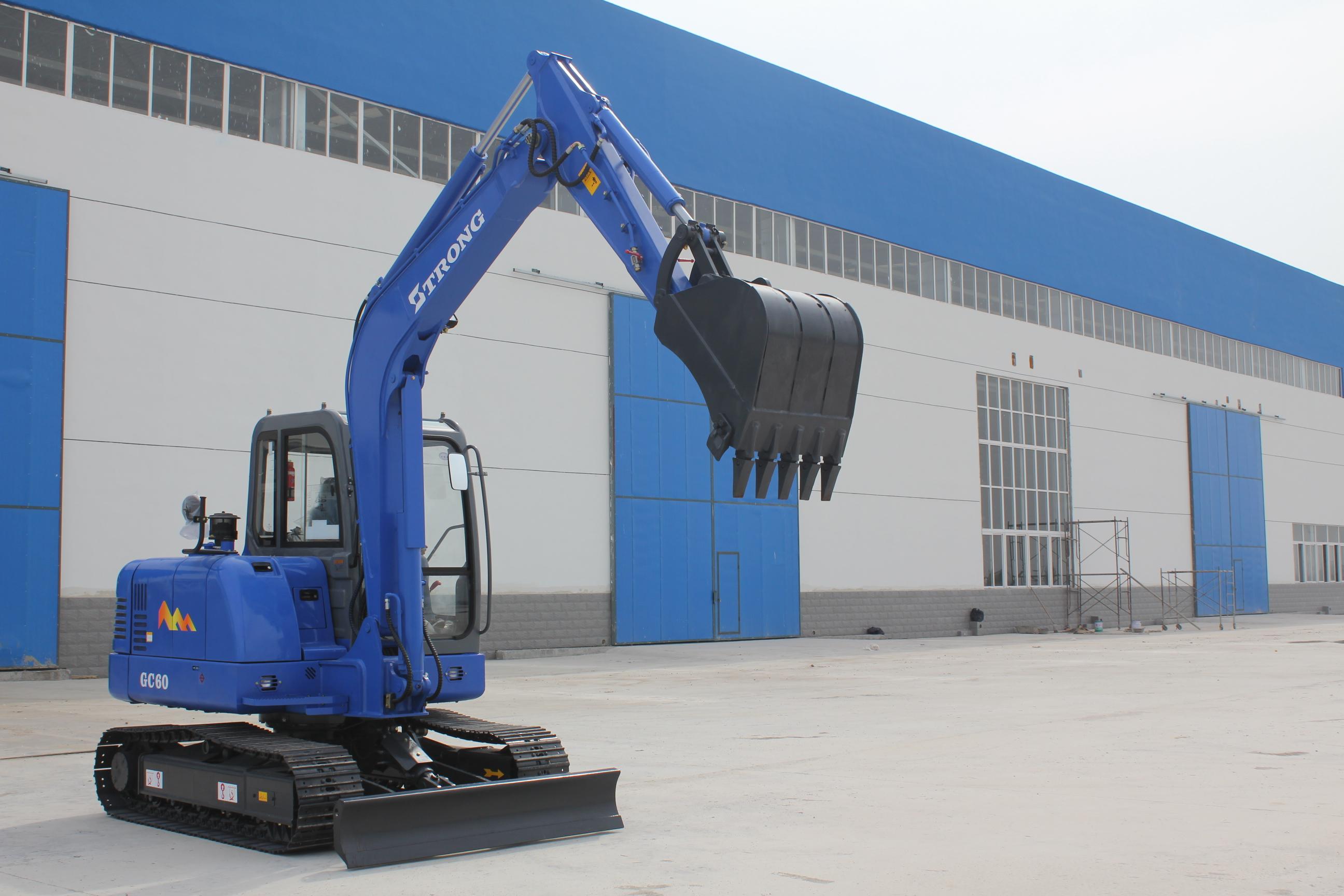 GC60-8 Hydraulic Crawler Excavator