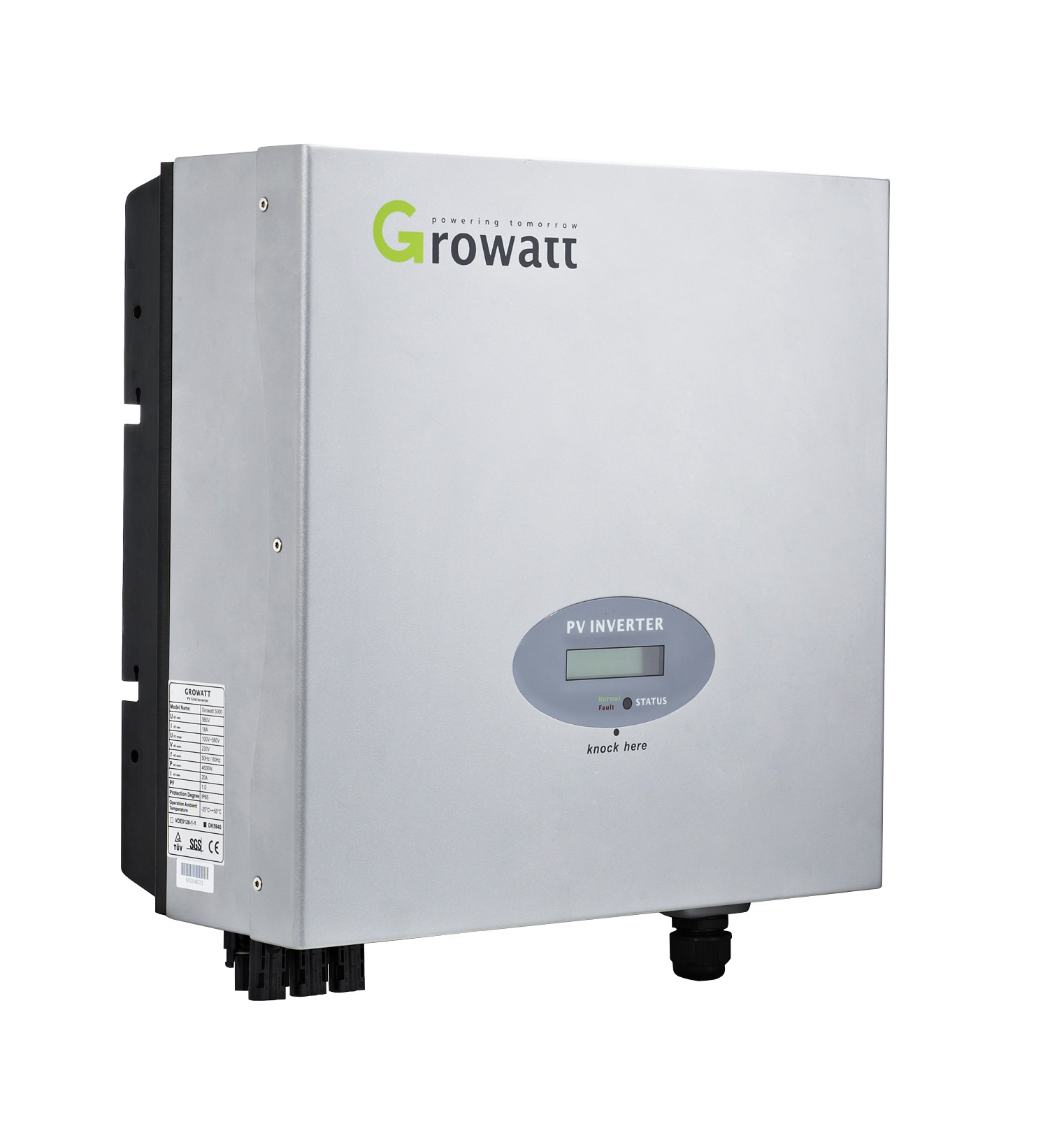 Grid Connected Solar Inverter 4000W-5000W Solar System