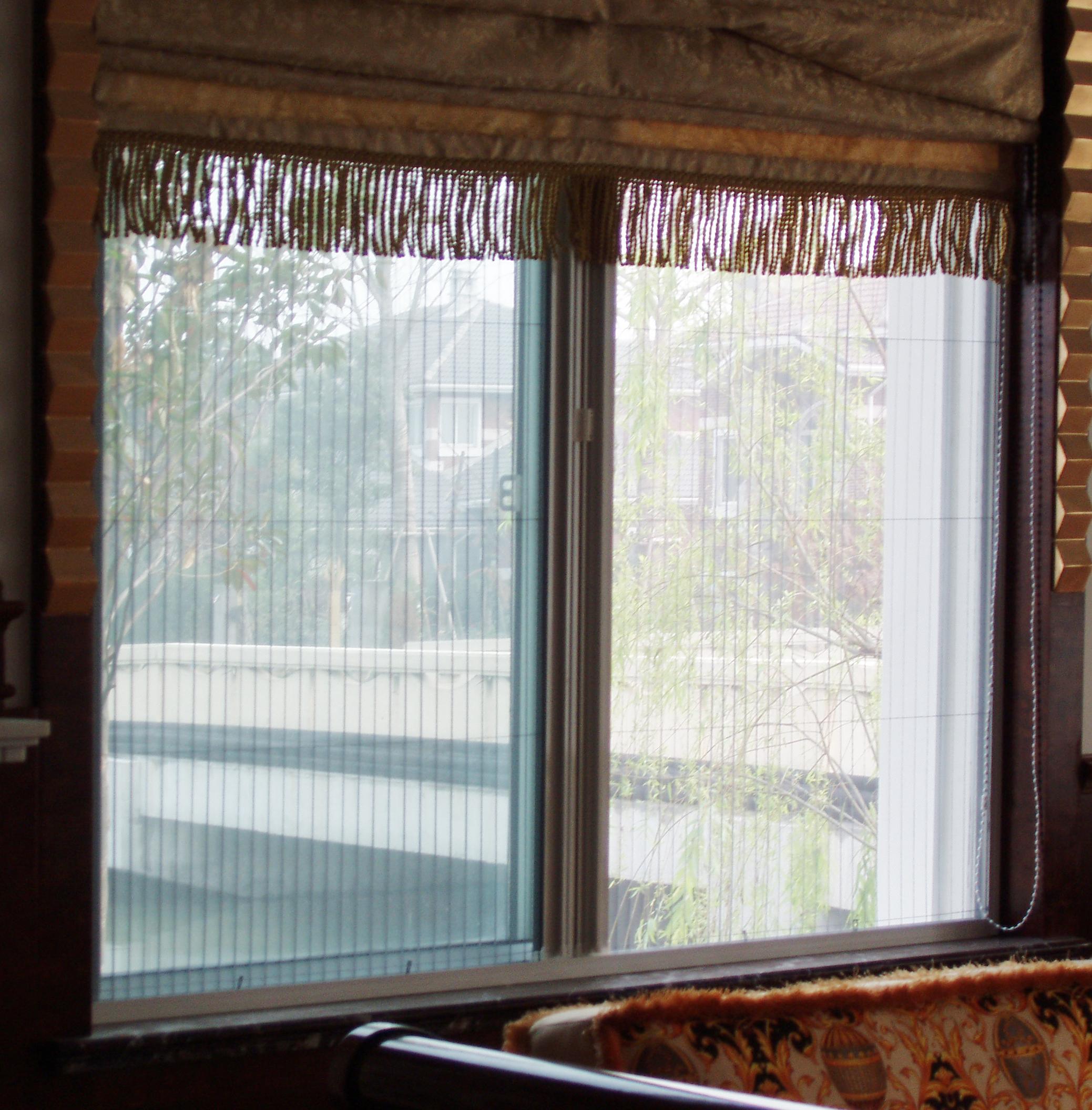 Removable Folding Window(door)Screen