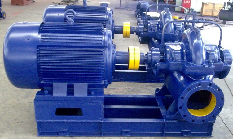 S/SH Single stage Double Suction Centrifugal Pump