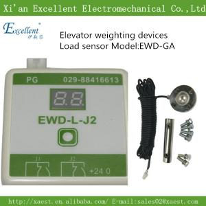 Good  elevator parts load cell ,load sensor EWD-GA with controlType EWD-RL-J2 Elevator Weighing Device