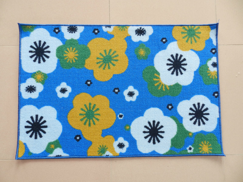 Washable Custom Printed Bath Mat