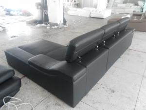 Europe style modern leather sofa furniture 8096
