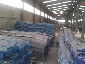 Low Carbon Flat Steel Bar S235JR Grade