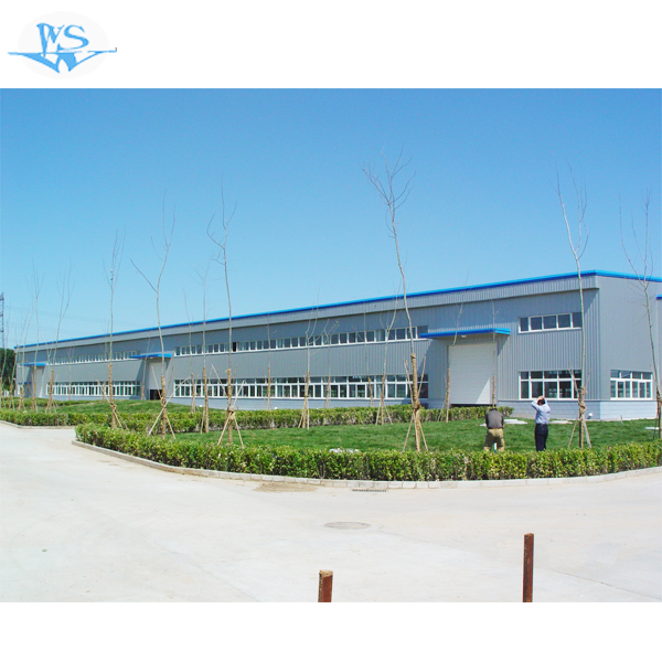 High quality structural steel structure contruction building