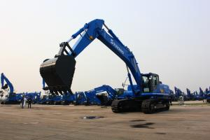 GC458LC-8 Hydraulic Crawler Excavator