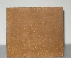 Magnesium aluminate spinel brick