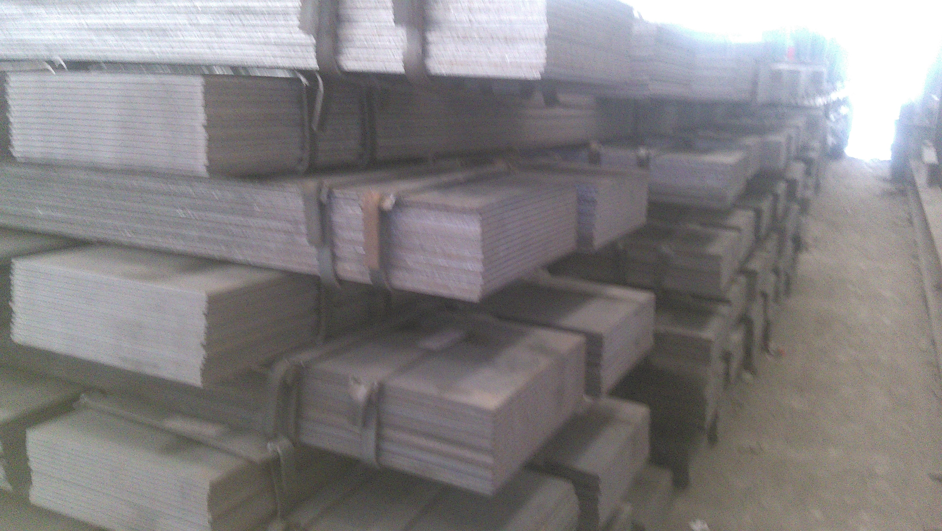 Q235 Iron Flat bar Section Structual Steel