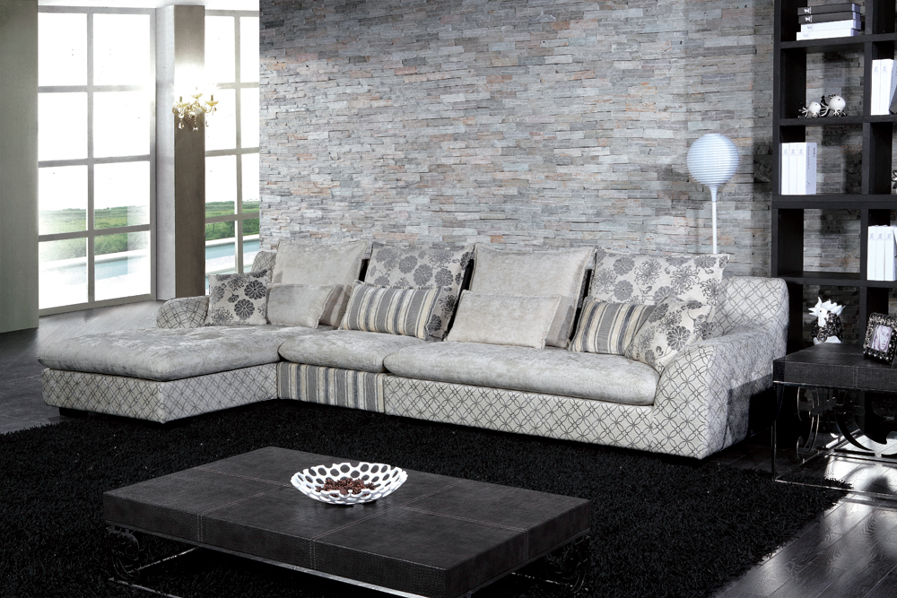 Modern colorful fabric  sofa 2015 new styles