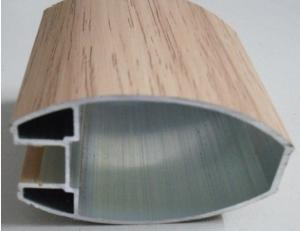 Aluminium profile for Africa