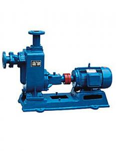 ZW Self Priming Non Clogging Sewage Pump