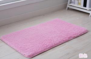 Microfiber Shaggy Floor Mat Bath Mat