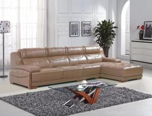 Modern fashion Chinese leather  sofa
